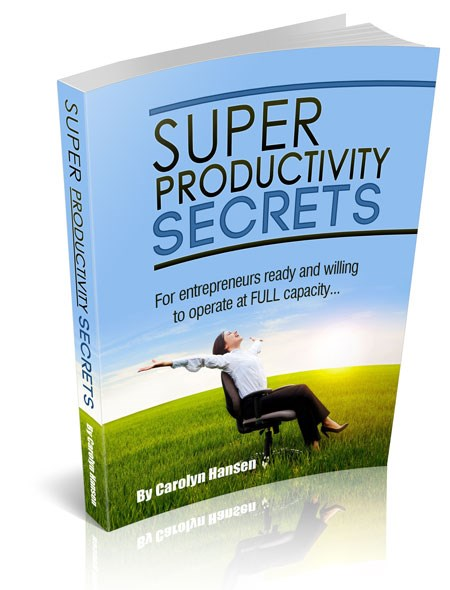 super productivity secrets cover medium